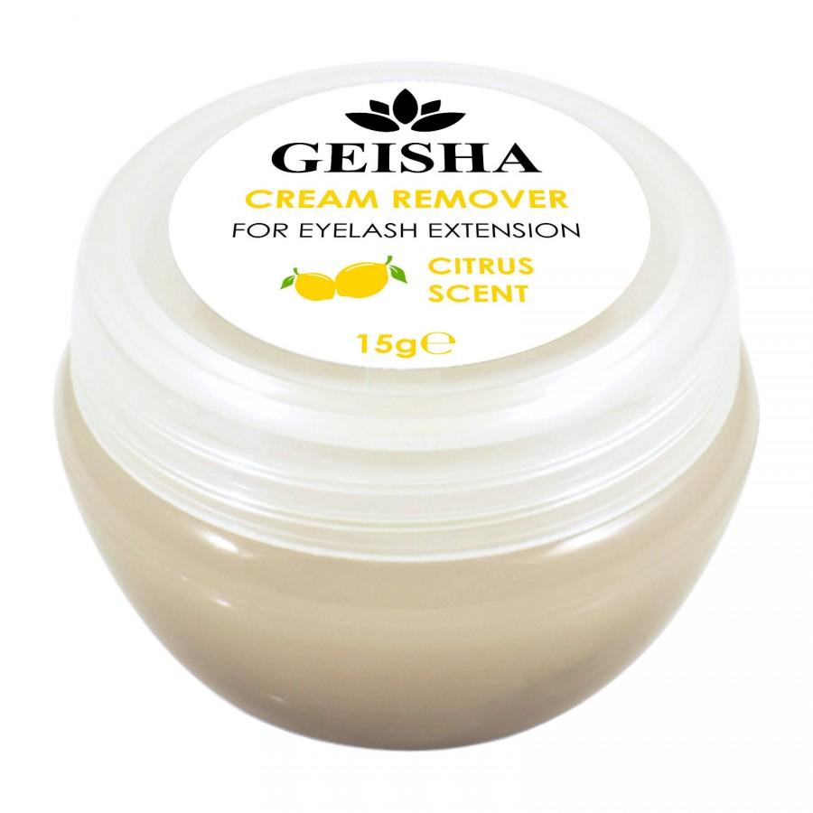 GEISHA CREAM REMOVER ADEZIV YELLOW - Citrus