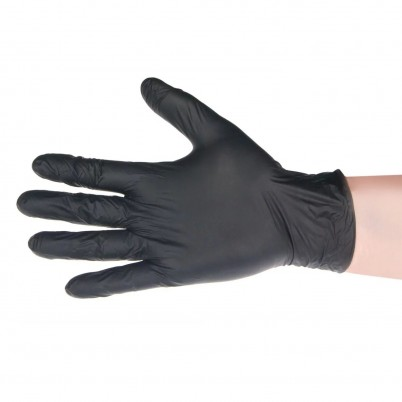 Disposable Nitrile Gloves Large - 40 pcs