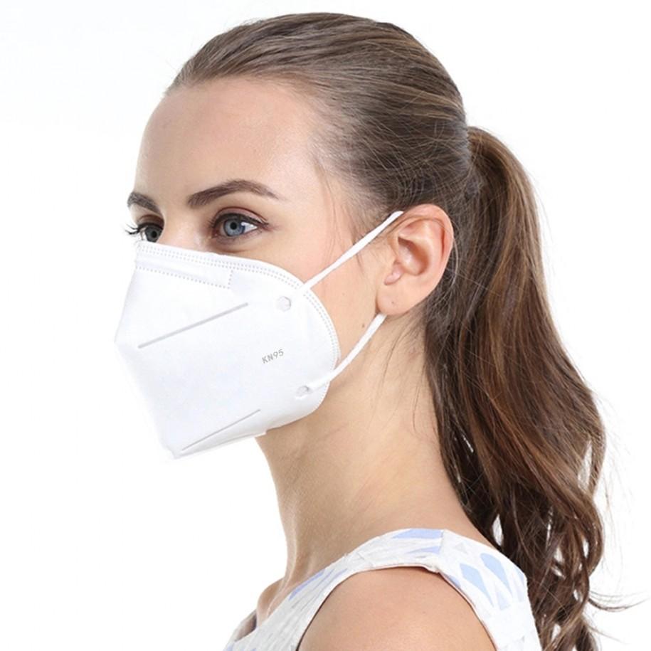 Set 10 buc. Masti Respiratorie Protectie KN95 - FFP2