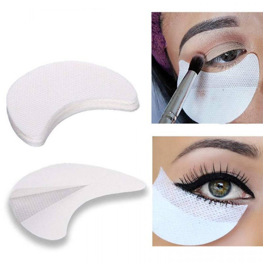 Paduri adezive pentru protectie make-up Set 10 Paduri - 5 Perechi