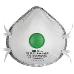 Set 3 Masti cu Supape FFP1 Carbon