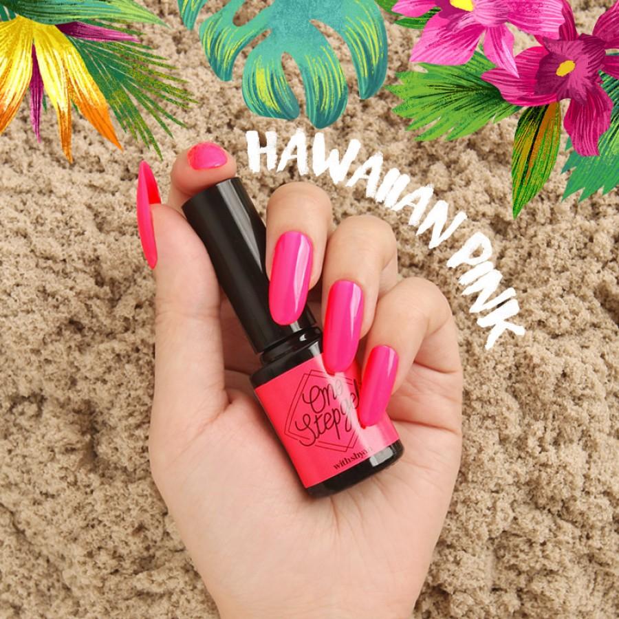 ONE STEP GEL No. 31 Hawaiian Pink WITHSHYAN 10 ML